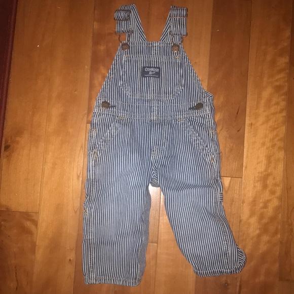OshKosh B'gosh Other - EUC OshKosh B'Gosh Baby Overalls